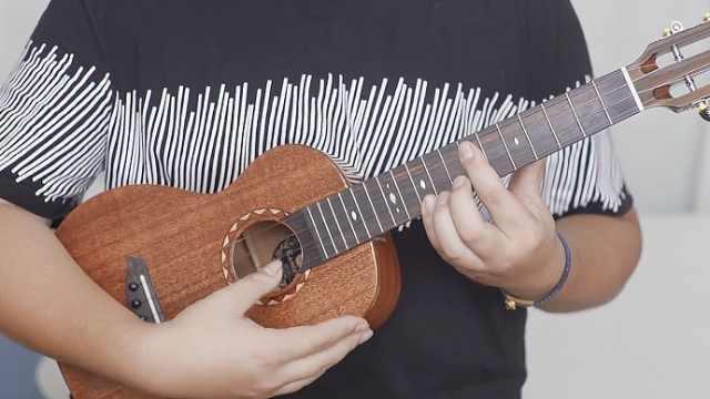 《可乐》尤克里里Ukulele弹唱