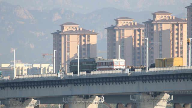 青连铁路全线铺轨,年底将通车