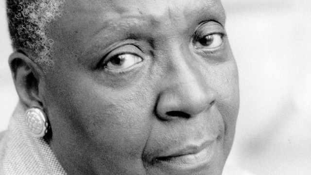 加勒比非裔女作家获诺贝尔替代奖