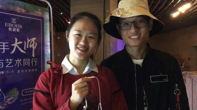 女生喜欢穿汉服,热爱中华传统文化