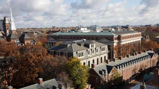 哈佛大学招生歧视亚裔案今日开审