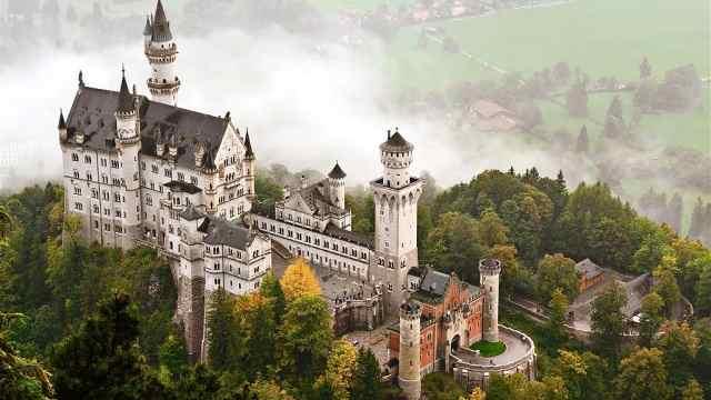 德国处处是城堡,为何它最吸引你?