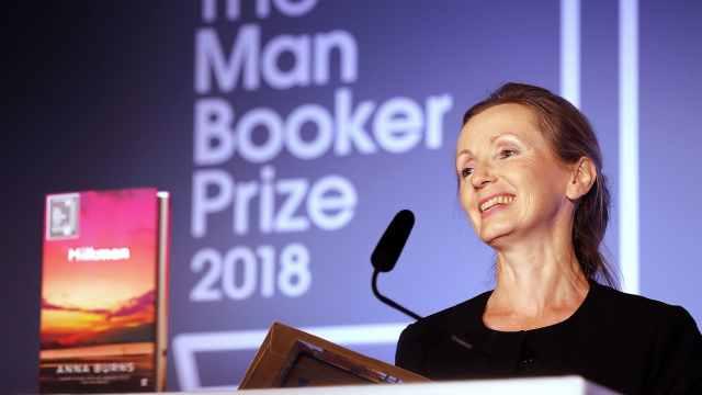 英国文学最高奖揭晓,奖金5万英镑