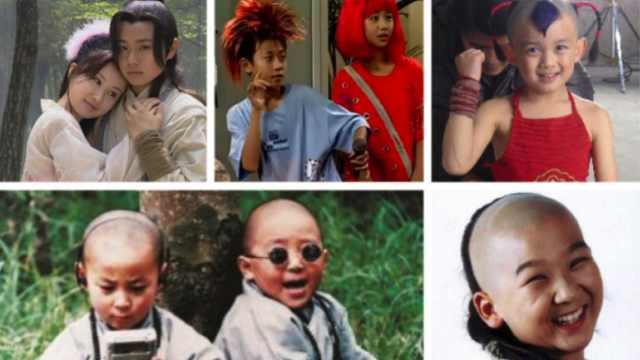 你熟悉的童星,谁的成长方式正确?