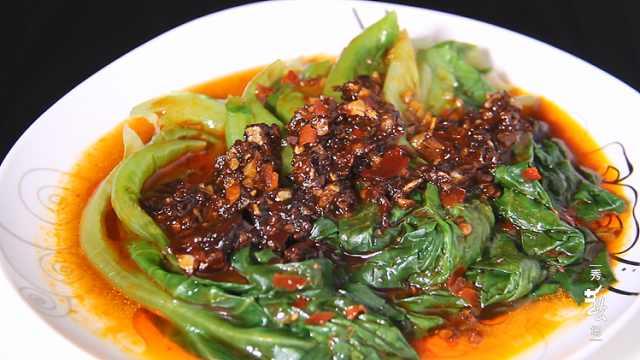 蚝油生菜的家常做法,简单易学