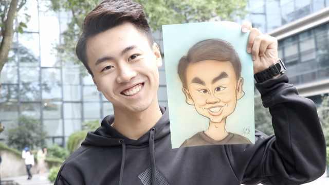 他600美元旅行美国,靠画画赚8000
