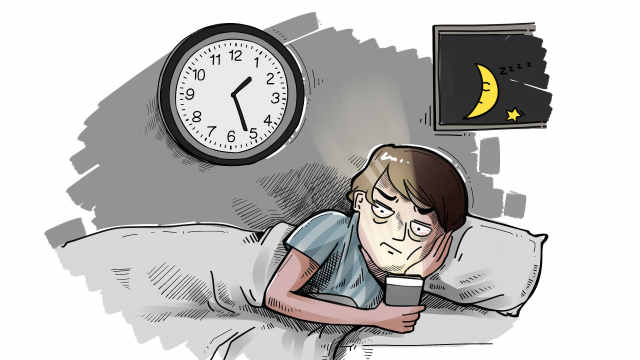 夜猫子福音!5招帮你应对熬夜伤害