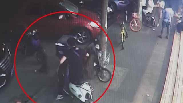 海淀警方抓获一名盗窃嫌疑人