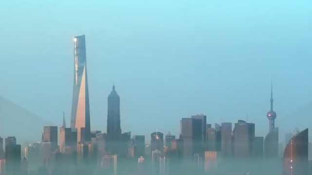 一分钟,上海会发生什么?