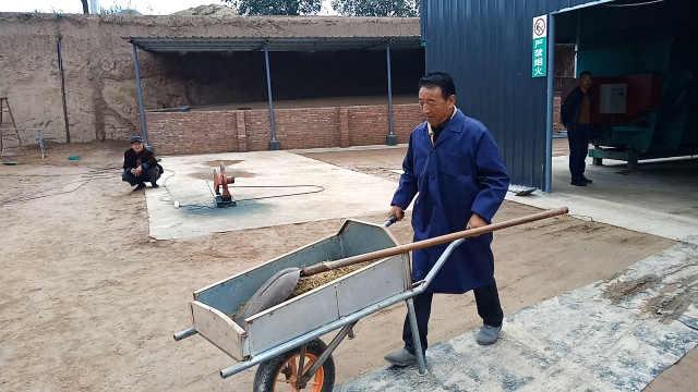 他领办合作社,三年内要带全村脱贫