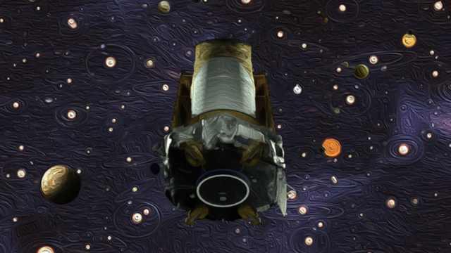 开普勒望远镜退休:发现53万颗恒星