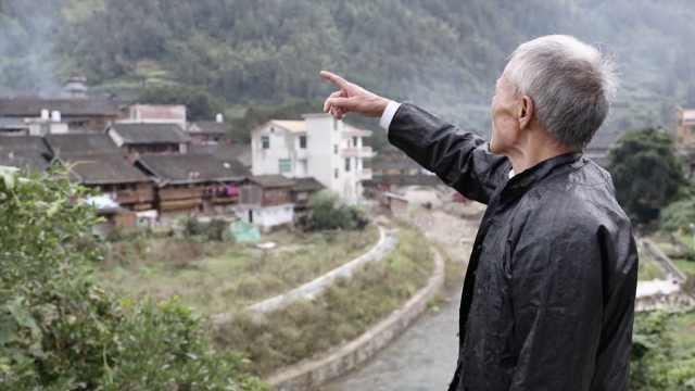 """74岁""""造林王"""",40年造林5.5万亩"""