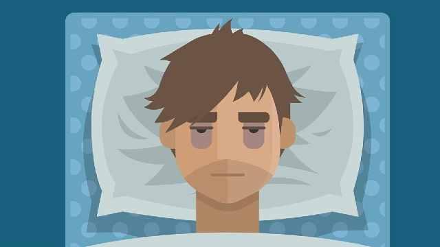 敲警钟!睡眠不足的危害太大太多!