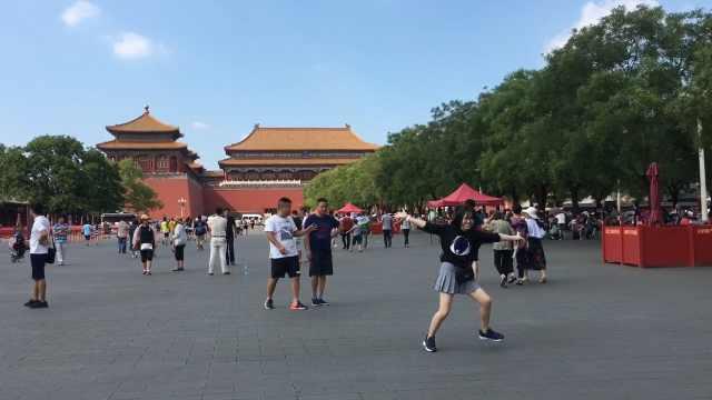 回到我的大北京之:故宫买不到票?