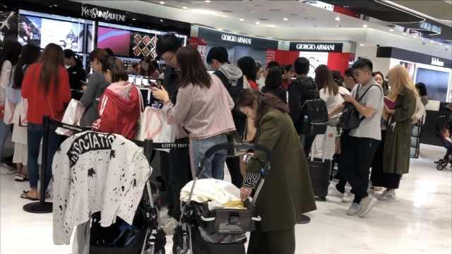 韩国商家为中国双十一打折,网友赞