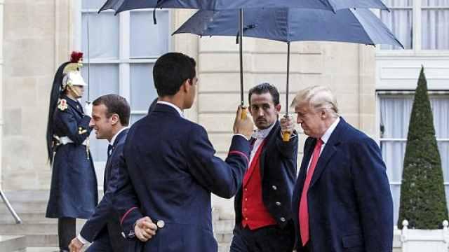 下雨取消一战纪念活动,川普被骂惨