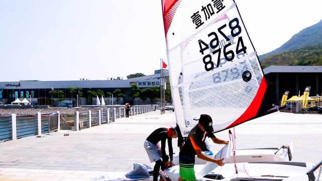 入门者如何选择适合自己的帆船船型