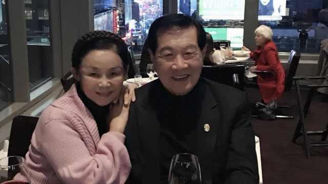 相识14年!80岁李昌钰娶62岁女助理