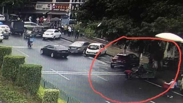 他偷车被抓还狡辩:车是没人要的