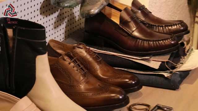 传承香港老行业,设计师夫妻手作鞋