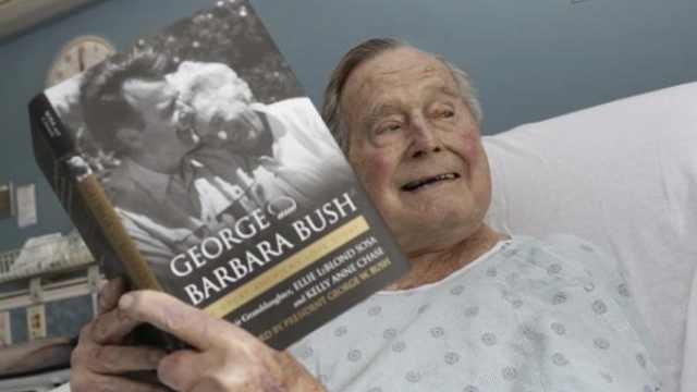 美国前总统老布什去世,享年94岁