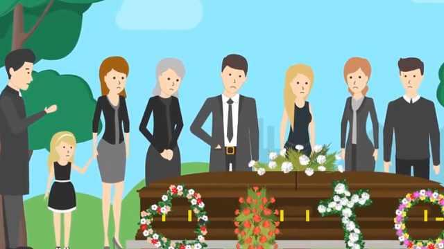人死后,各器官会发生什么变化?
