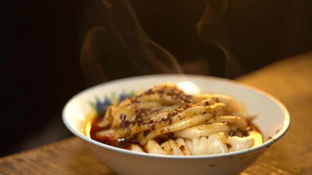 陕西不只有凉皮,还有汉中热米皮!