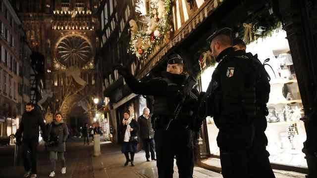 法官方:斯特拉斯堡枪案嫌犯被击毙
