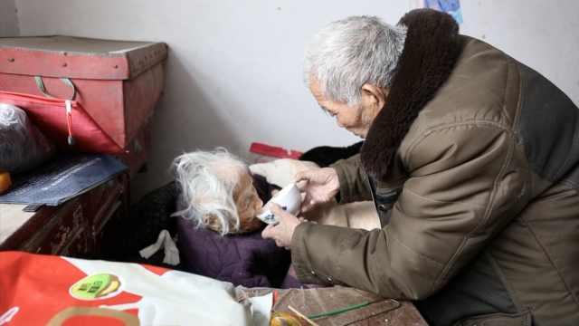 儿子失联25年,她等到101岁终于团聚