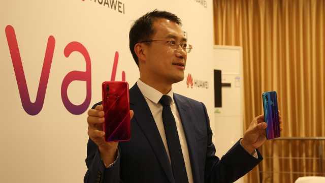 华为称全年手机发货量将超过2亿台