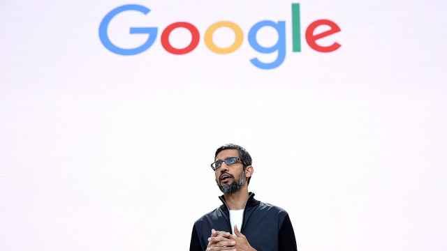 谷歌CEO皮查伊抛售股票套现