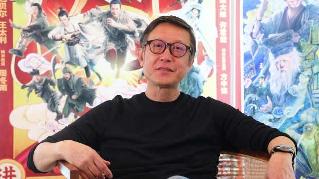 导演刘伟强心中的成都印象