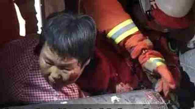 猛犸视频丨老人手臂卷入机器被绞断