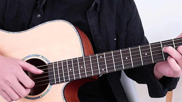 吉他弹唱教学《往后余生》