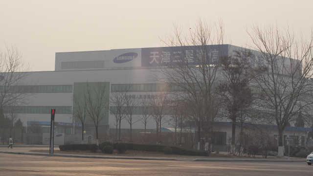 探访三星天津工厂:员工满意补偿