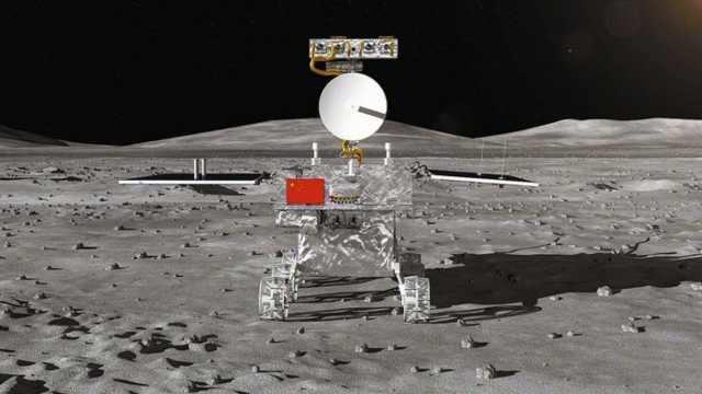 科技周报:月球的背面什么样?
