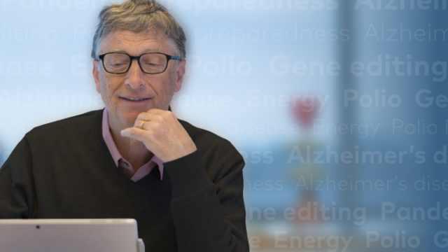 比尔·盖茨警告基因编辑加剧不平等