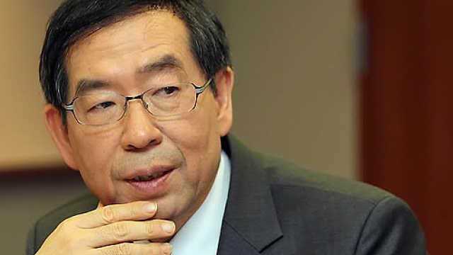 首尔市长又甩锅:雾霾主要来自中国