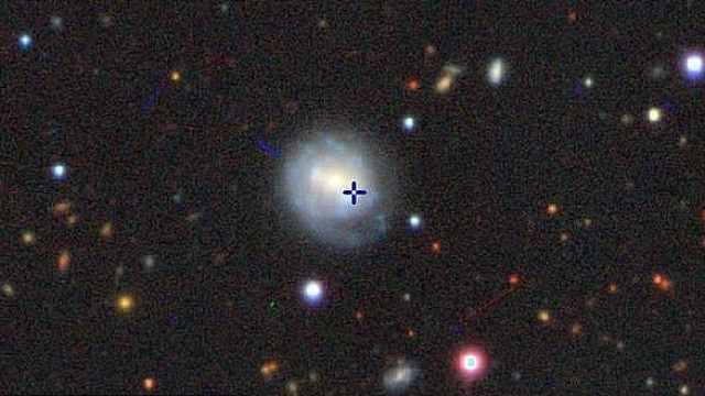 天文台捕捉到神奇亮光,新生黑洞?