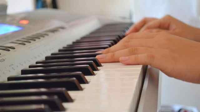 原版《梦中的婚礼》左手伴奏教学