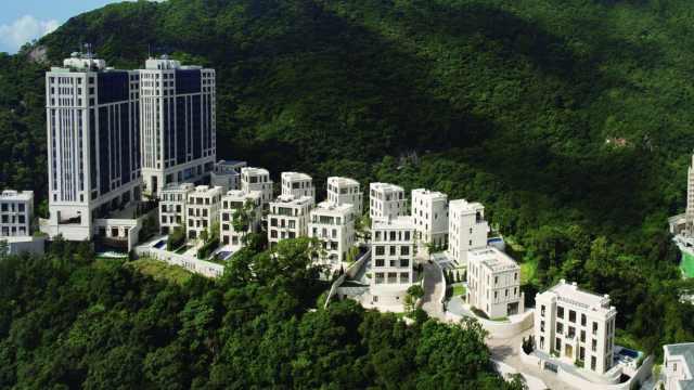 香港豪宅遭毁约,买家弃定金3千万