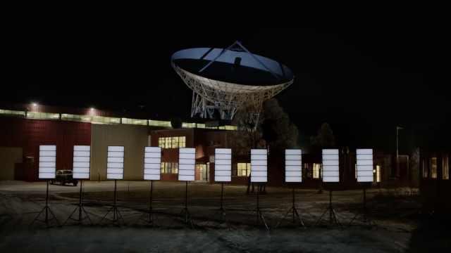 人类发送的太空信号:有披头士的歌