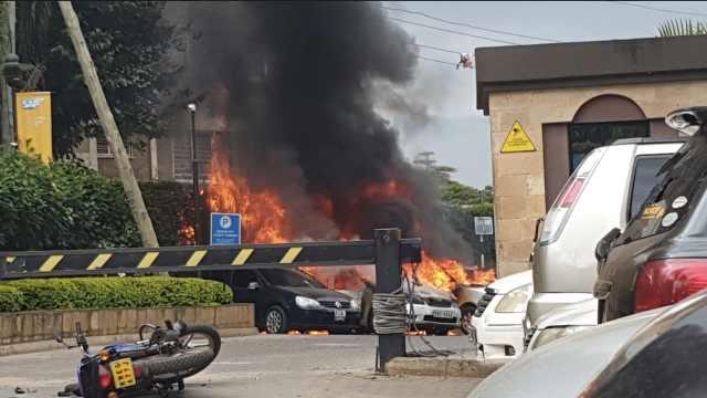 肯尼亚首都一酒店传出爆炸声枪声