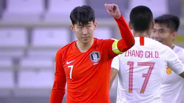 韩球迷:韩国会夺冠亚洲杯,中国…