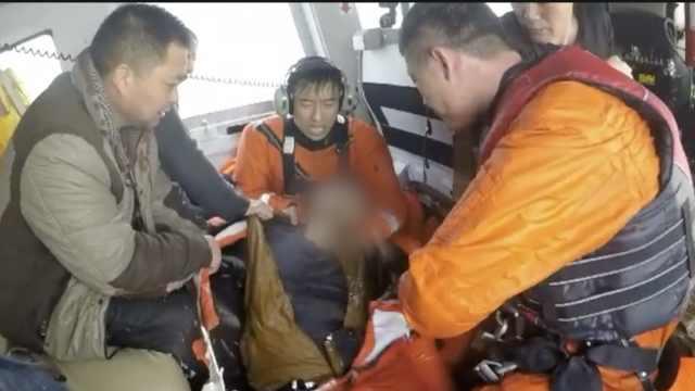 福建海域一货船进水遇险,11人获救