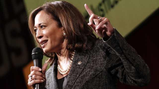 女版奥巴马?非裔女参议员竞选总统