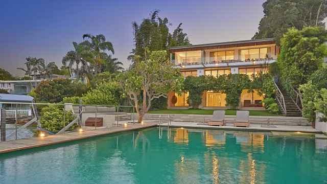 章泽天悉尼豪宅1350万澳元亏本卖出