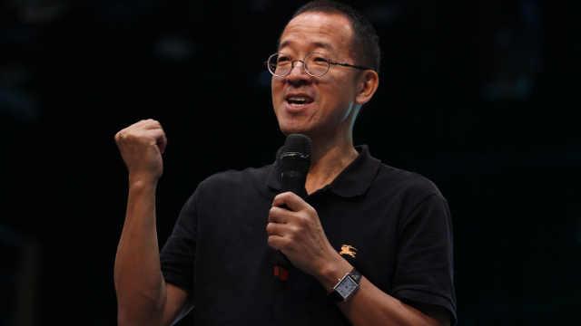 俞敏洪宣布10万重奖年会吐槽节目