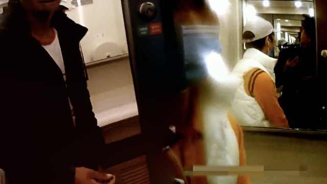 烟瘾大!男子躲高铁卫生间吸烟被查