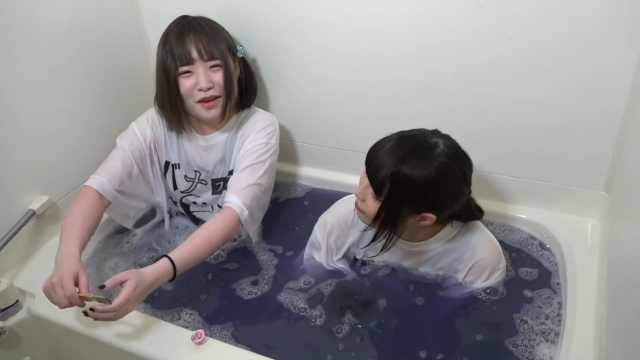 日本女偶像高价卖洗澡水引网友声讨